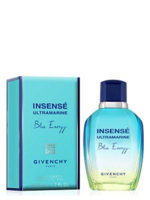 Insense Ultramarine Blue Energy Givenchy para Hombres