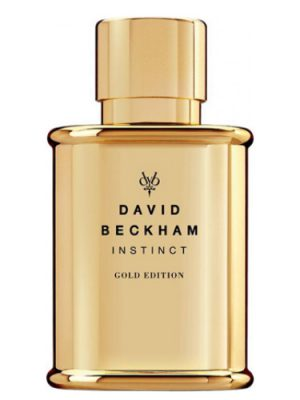 Instinct Gold Edition David Beckham para Hombres