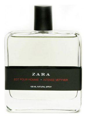 Intense Vetyver Zara para Hombres