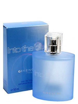 Into the Blue Givenchy para Hombres y Mujeres