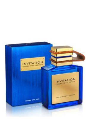 Invitation Blue Emper para Hombres