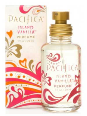 Island Vanilla Pacifica para Mujeres