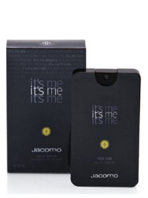 It's Me For Him Jacomo para Hombres