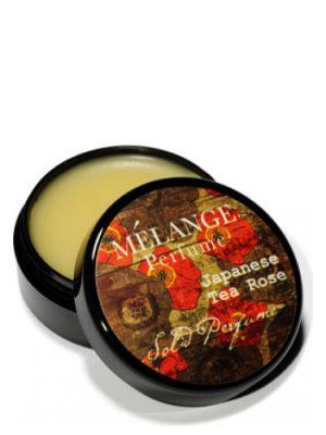 Japanese Tea Rose Melange Perfume para Hombres y Mujeres