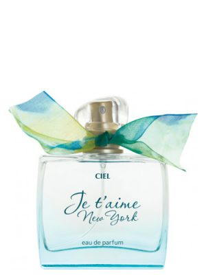 Je t'aime New York CIEL Parfum para Mujeres
