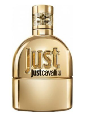 Just Cavalli Gold for Her Roberto Cavalli para Mujeres