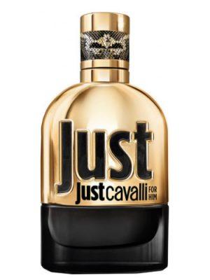 Just Cavalli Gold for Him Roberto Cavalli para Hombres