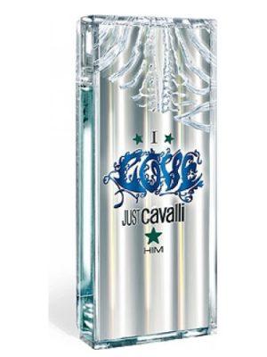 Just Cavalli I Love Him Roberto Cavalli para Hombres