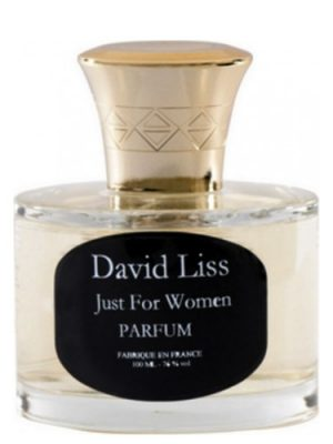Just For Women David LISS Parfums para Mujeres