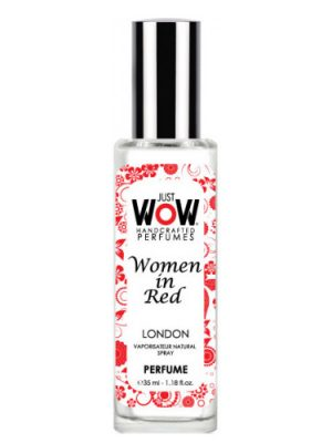 Just Wow Women In Red Croatian Perfume House para Mujeres