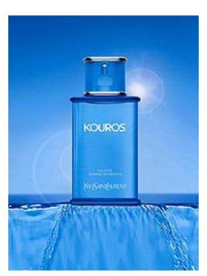 Kouros Eau d'Ete 2006 Yves Saint Laurent para Hombres