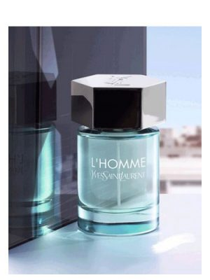 L'Homme Eau d'Eté Yves Saint Laurent para Hombres