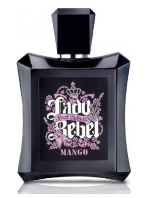 Lady Rebel Rock Deluxe Mango para Mujeres