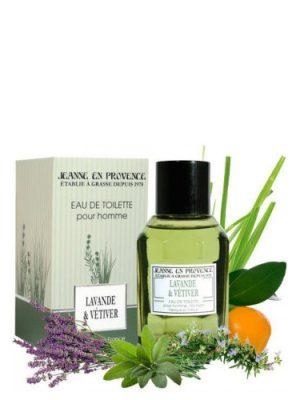 Lavande & Vetiver Jeanne en Provence para Hombres
