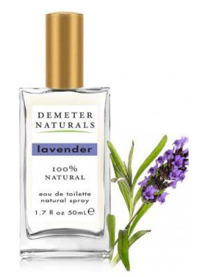 Lavender Eau de Toilette Demeter Fragrance para Hombres y Mujeres