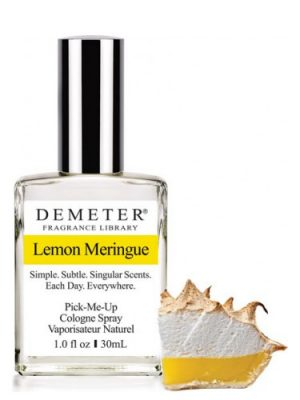 Lemon Meringue Demeter Fragrance para Hombres y Mujeres
