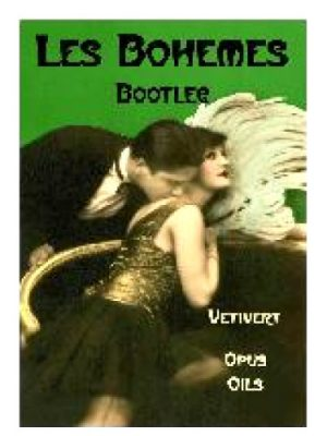 Les Bohemes: Bootleg Opus Oils para Hombres y Mujeres