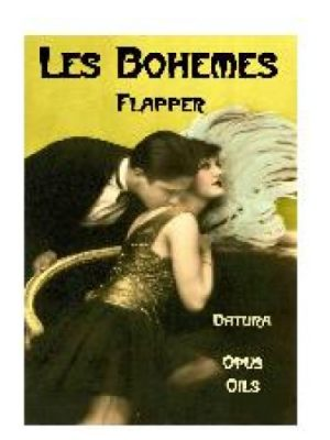 Les Bohemes: Flapper Opus Oils para Hombres y Mujeres