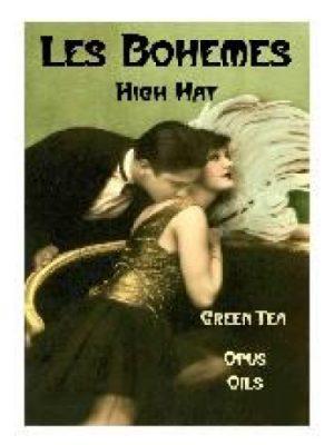 Les Bohemes: High Hat Opus Oils para Hombres y Mujeres