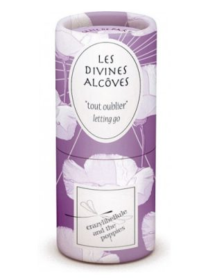 Les Divines Alcoves Tout Oublier Letting Go Crazylibellule and the Poppies para Mujeres