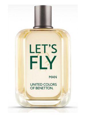 Let's Fly Benetton para Hombres