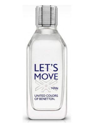Let's Move Benetton para Hombres