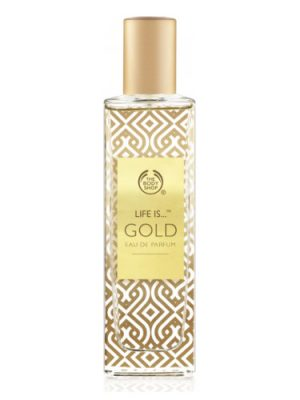 Life is Gold The Body Shop para Mujeres