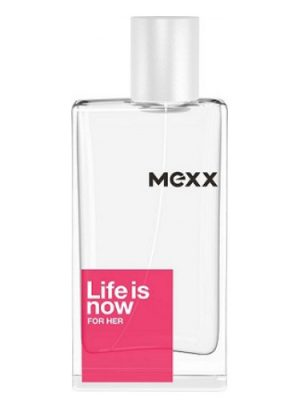 Life is Now for Her Mexx para Mujeres