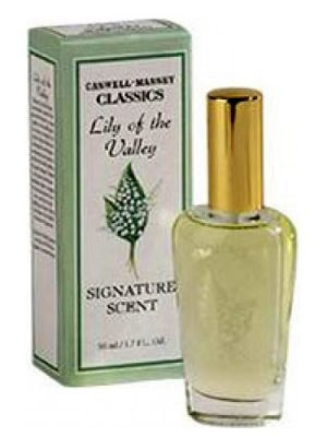 Lily of the Valley Signature Scent Caswell Massey para Mujeres