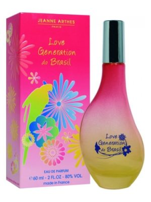 Love Generation Do Brasil Jeanne Arthes para Mujeres
