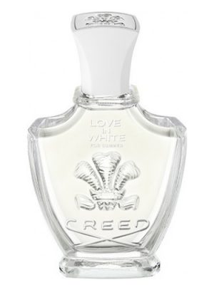 Love in White for Summer Creed para Mujeres