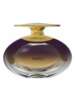Love'n Blue Purple Palquis para Mujeres