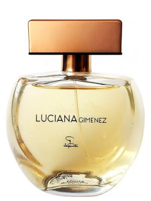 Luciana Gimenez Jequiti para Mujeres