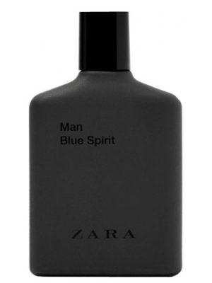 Man Blue Spirit Zara para Hombres