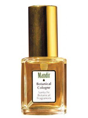 Mandir Botanical Cologne Santa Fe Botanical Natural Fragrance Collection para Hombres y Mujeres