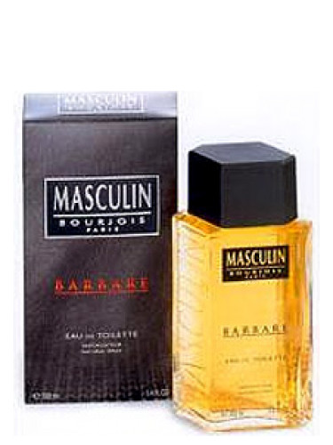 Masculin Barbare Bourjois para Hombres
