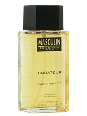 Masculin Equateur Bourjois para Hombres
