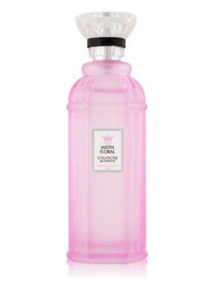 Matin Floral Christine Darvin para Hombres y Mujeres