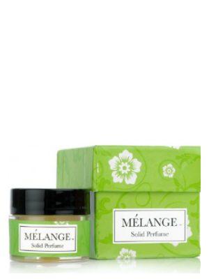Melange Solid Perfume Green & Citrus Melange Perfume para Hombres y Mujeres