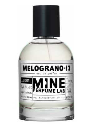 Melograno-13 Mine Perfume Lab para Hombres y Mujeres