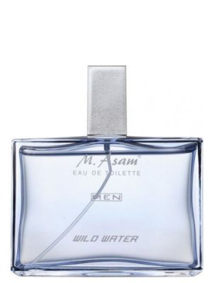 Men Wild Water M. Asam para Hombres