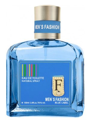 Men's Fashion Blue Label Parfums Genty para Hombres
