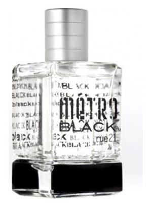 Metro Black Rue21 para Hombres