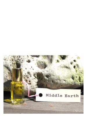 Middle Earth Perfume Oil Scent by the Sea para Hombres y Mujeres