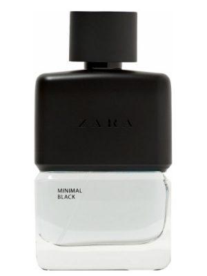Minimal Black Zara para Hombres
