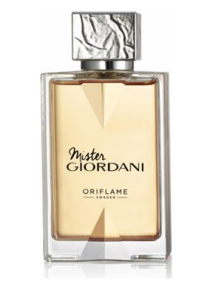 Mister Giordani Oriflame para Hombres