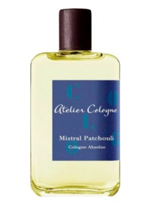 Mistral Patchouli Atelier Cologne para Hombres y Mujeres