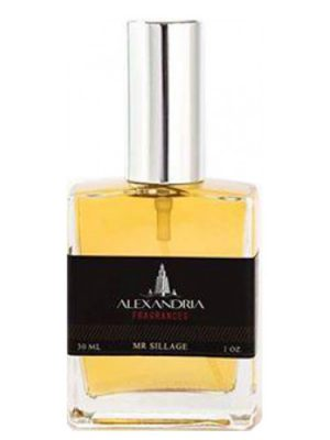 Mr. Sillage Alexandria Fragrances para Hombres