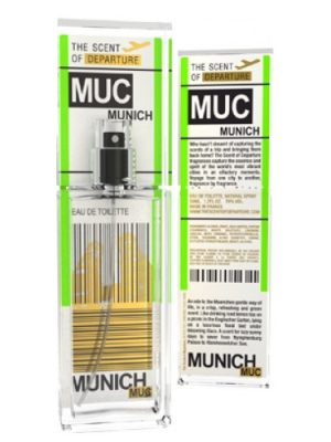 Munich MUC The Scent of Departure para Hombres y Mujeres