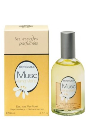 Musc Ylang Ylang Parfums Berdoues para Mujeres